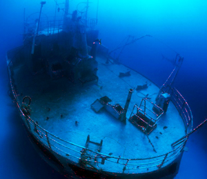 Grand Bahama Wreck Dive Sites
