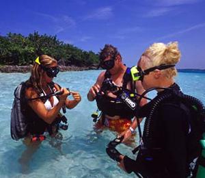 Grand Bahama Scuba Diving Courses